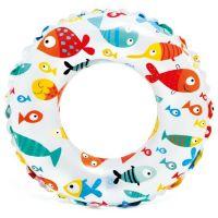 Intex 59230 Plovací kruh 51cm rybičky