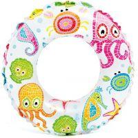 Intex 59241 Plovací kruh 61 cm chobotnice
