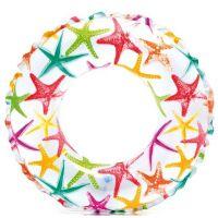 Intex 59241 Plovací kruh 61 cm hvězdice