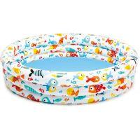 Intex 59431 Bazén s rybičkami 132x28cm