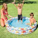 Intex 59431 Bazén s rybičkami 132x28cm 2