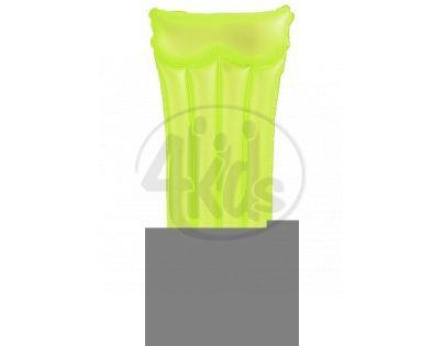 Intex 59717 Nafukovací lehátko 183x76cm - Zelená