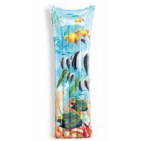 Intex 59720 Nafukovací matrace Mořské rybičky