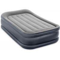 Intex 64132NP Nafukovacia posteľ Dura Beam Twin Plus series so zdvihnutým okrajom