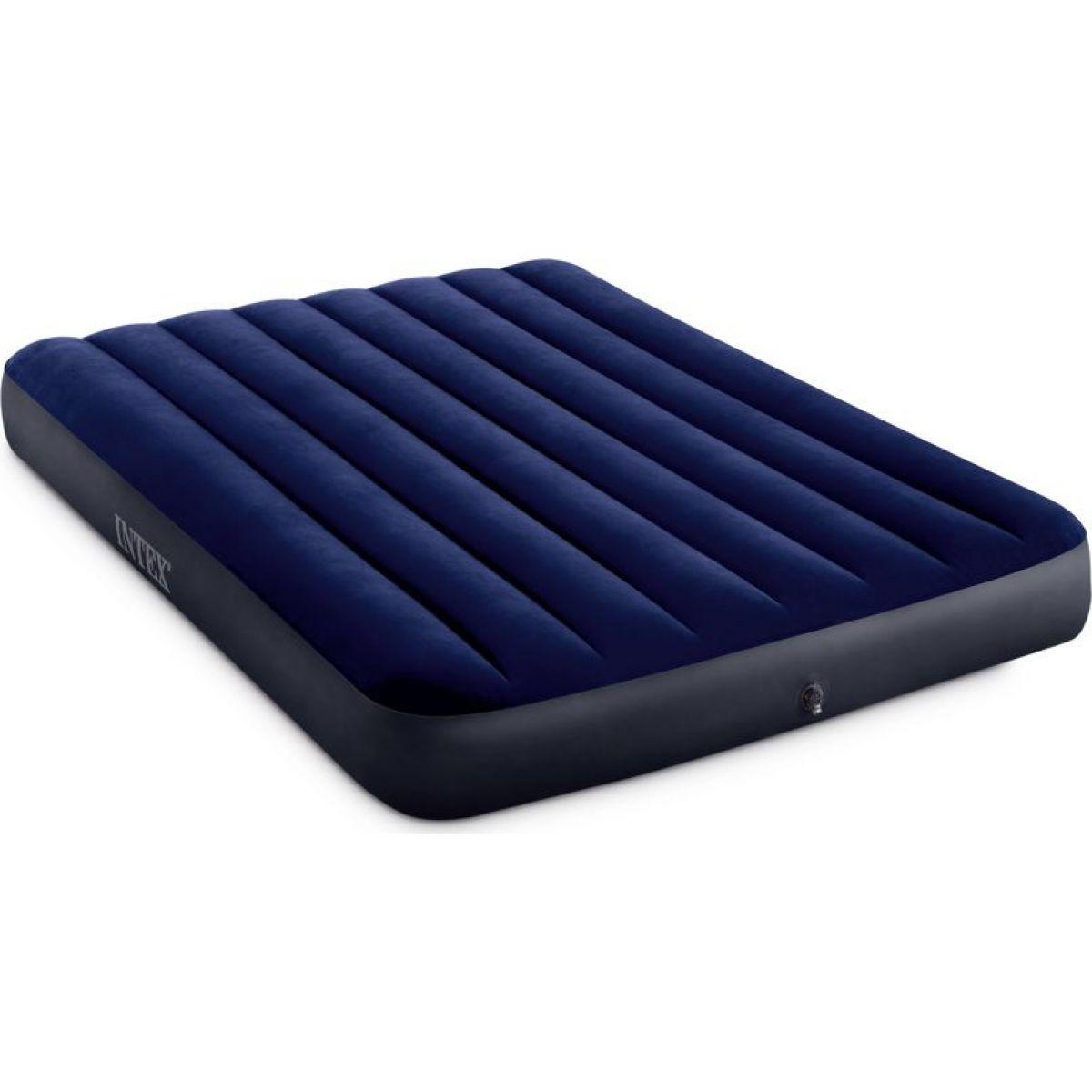Levně Intex 64758 Nafukovací postel Standard Full 137 cm x 191 cm