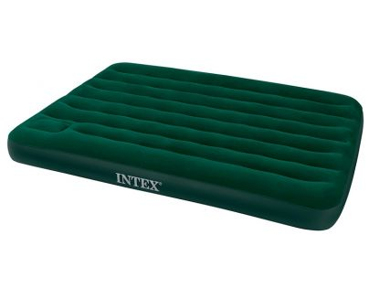 Intex 66928 Nafukovací postel s pumpou FULL Downy Bed