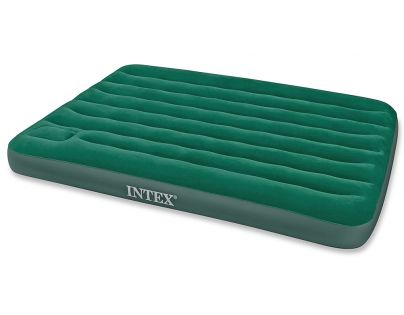 Intex 66929 Nafukovací postel s pumpou QUEEN Downy Bed