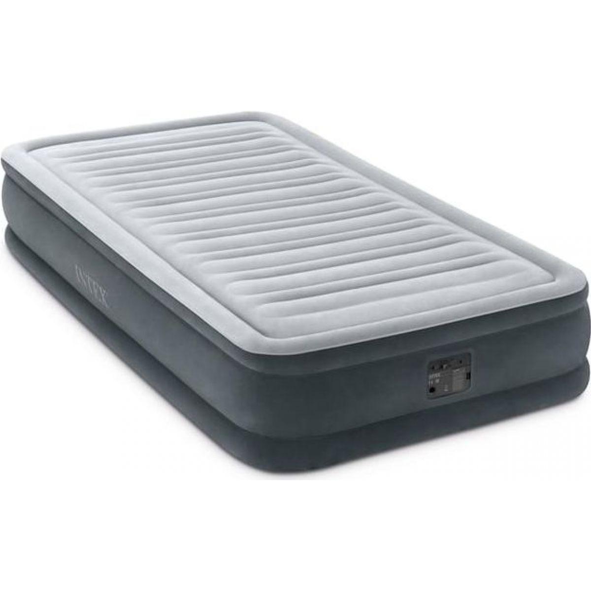 Intex 67766NP Nafukovací postel Dura-Beam Twin Comfort plush