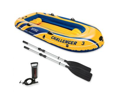 Intex 68370 Člun Challenger 3 Set
