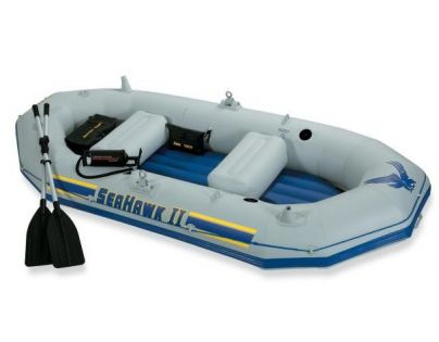 Intex 68377 Člun SEAHAWK II BOAT SET
