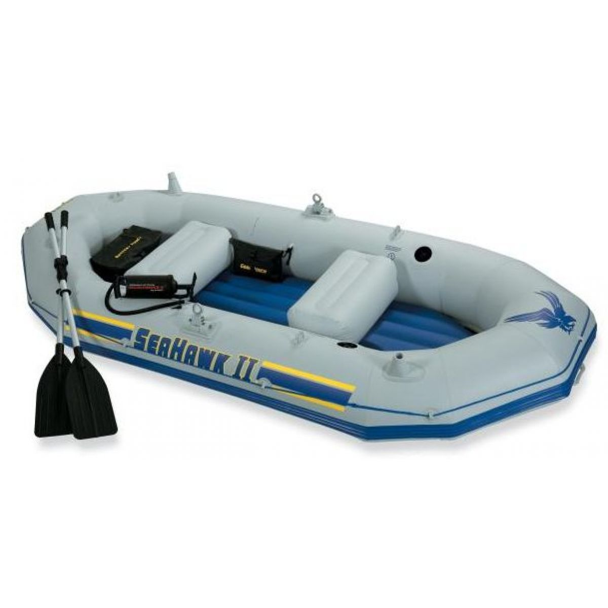 Intex 68377 Člun SEAHAWK II BOAT SET