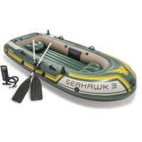 Intex 68380 Člun Seahawk 3 Set