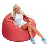 Intex 68568 Luxusní křeslo červené/ modré