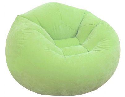 Intex 68569 Sedací pytel Beanless - Zelená