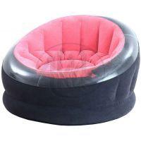 Intex 68582 Nafukovací křeslo Empire Chair - Růžová