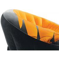 Intex 68582 Nafukovací křeslo Empire Chair - Oranžová 2