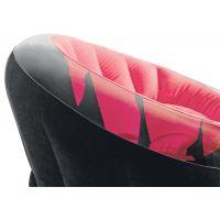 Intex 68582 Nafukovací křeslo Empire Chair - Růžová 2