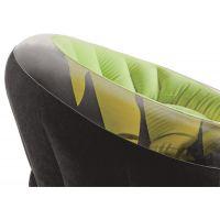 Intex 68582 Nafukovací křeslo Empire Chair - Zelená 2