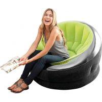 Intex 68582 Nafukovací křeslo Empire Chair - Zelená 3