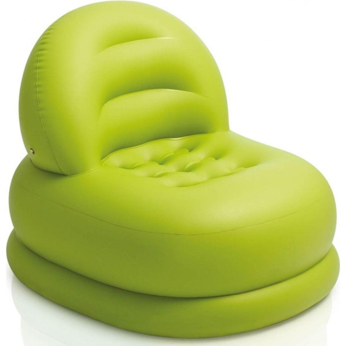 Intex 68592 Nafukovací křeslo - Zelená