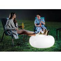 Intex Sedátko s LED svetlom Ottoman 3