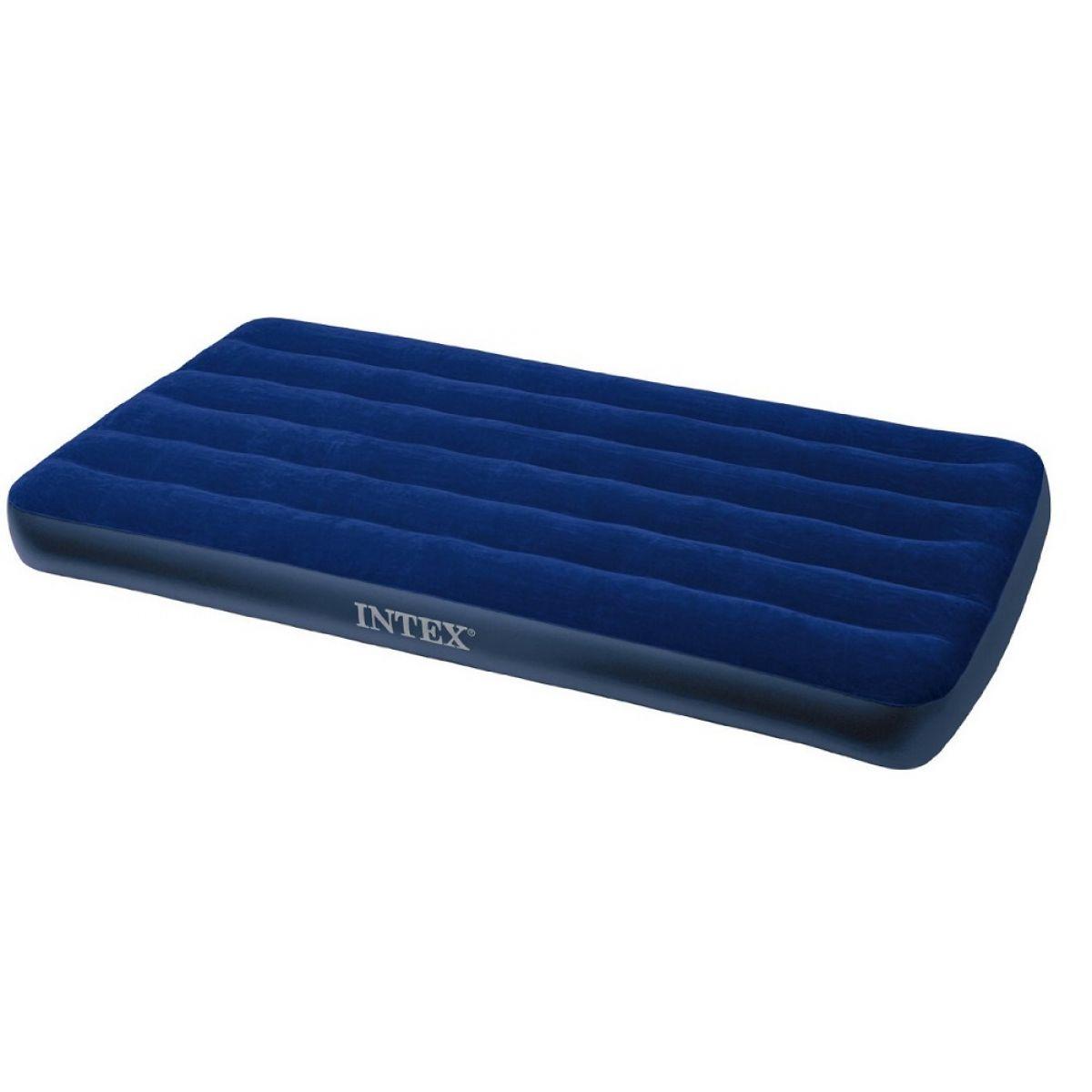 Intex 68757 Nafukovací postel Twin Classic Downy