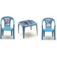 Ipae sada 2 židličky se stolečkem Disney Frozen 2