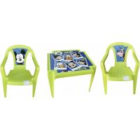 Ipae sada 2 židličky se stolečkem Disney Mickey