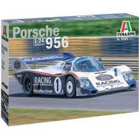 Italeri Model Kit auto Porsche 956 1:24