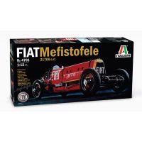 Italeri Model Kit auto Fiat Mefistofele 1:12