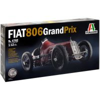 Italeri Model Kit auto Fiat 806 Grand Prix 1:12