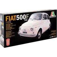 Italeri Model Kit auto Fiat 500 F 1968 1:12