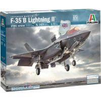 Italeri Model Kit letadlo F-35 B Lightning II Stovl version 1:72