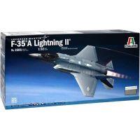 Italeri Model Kit letadlo 2506 F-35A Lightning II 1:32