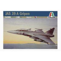 Italeri Model Kit letadlo Jas 39 A Gripen 1:48
