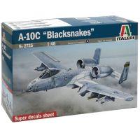Italeri Model Kit letadlo A-10C Blacksnakes 1:48