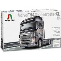 Italeri Model Kit truck Volvo FH4 Globetrotter XL 1:24