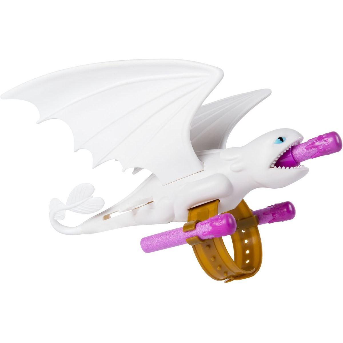 Spin Master Jak vycvičit draka dračí kanon na zápěstí Lightfury