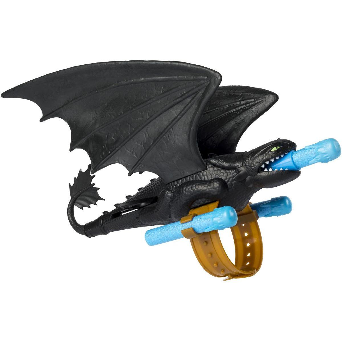 Spin Master Jak vycvičit draka Dračí kanon na zápěstí Toothless