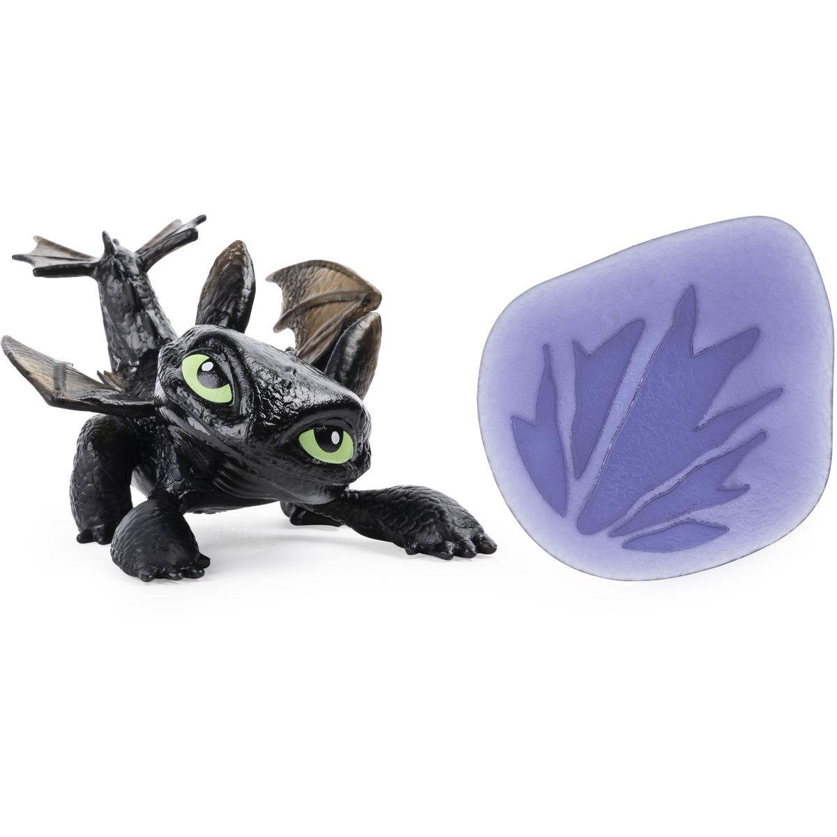 Jak vycvičit draka Draci malé figurky hrdinů Toothless