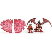 Spin Master Jak vycvičit draka Drak a Viking Snotlout a Hookfang Evolved