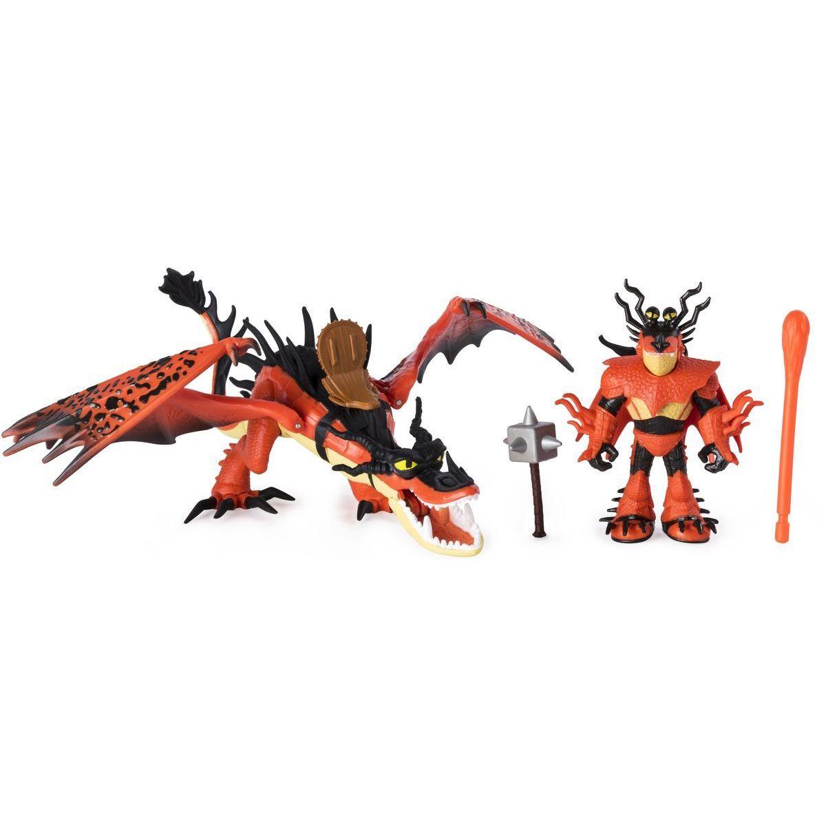 Spin Master Jak vycvičit draka Draka Viking Snotlout a Hookfang
