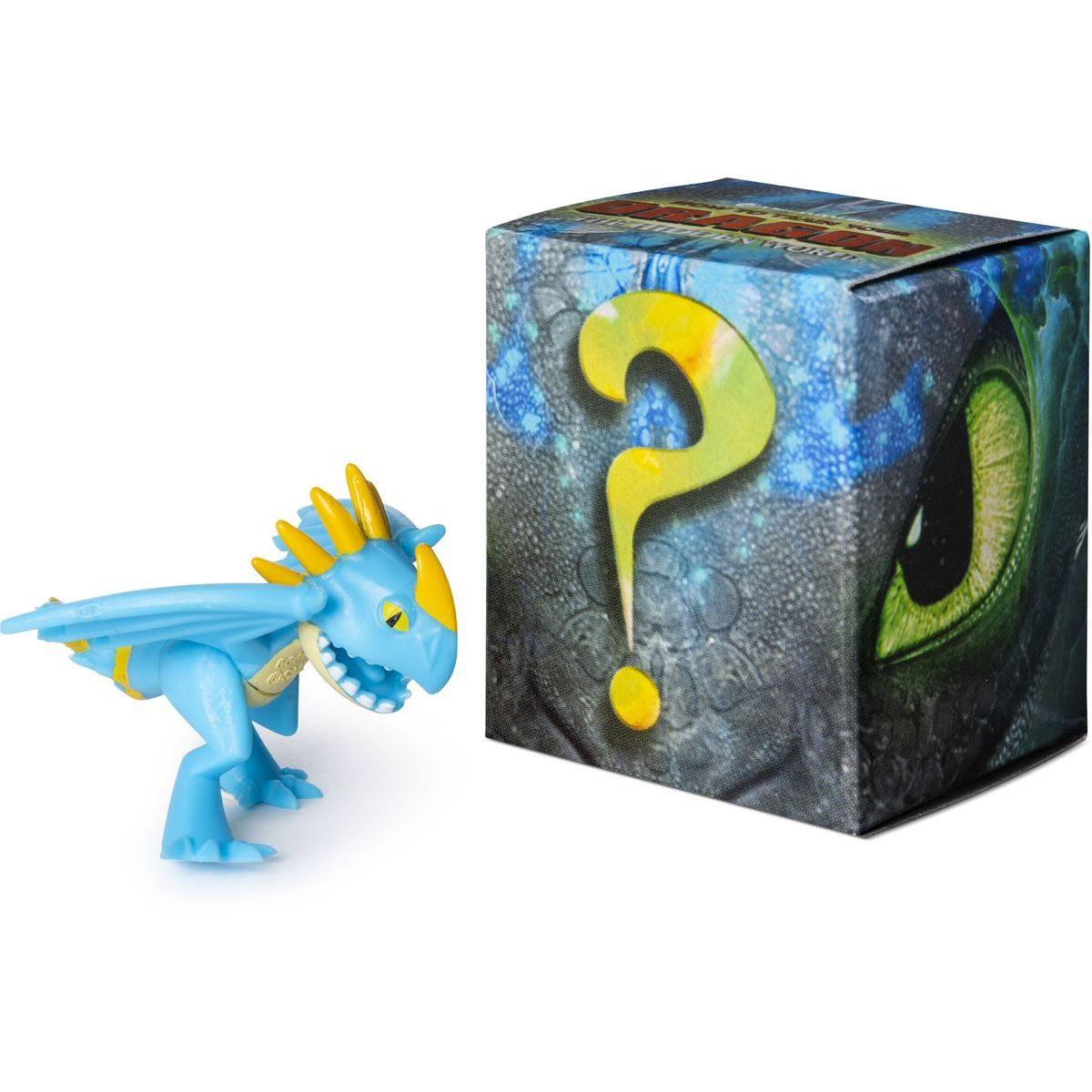Spin Master Jak vycvičit draka Sběratelské figurky dvojbalení modrý