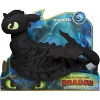 Jak vycvičit draka Velká plyš Delux Toothless 50cm 2