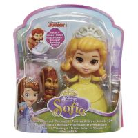 Jakks Pacific Disney Mini princezna a kamarád - Amber and Whatnaught 2
