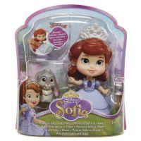 Jakks Pacific Disney Mini princezna a kamarád - Sofia and Clover 2