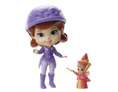 Jakks Pacific Disney Mini princezna a kamarád - Sofia and Flora