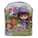 Jakks Pacific Disney Mini princezna a kamarád - Sofia and Flora 2