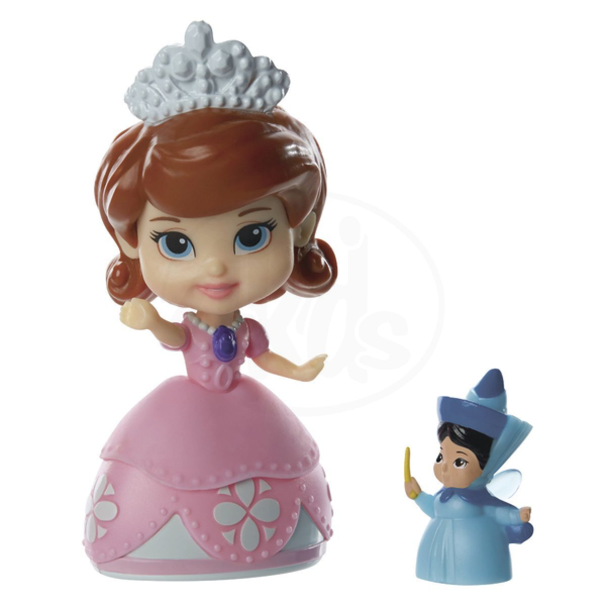 Jakks Pacific Disney Mini princezna a kamarád - Sofia and Merryweather