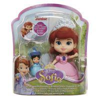 Jakks Pacific Disney Mini princezna a kamarád - Sofia and Merryweather 2